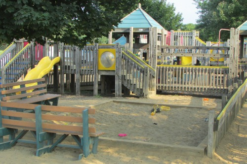 Jackson Township North Park Sandbox