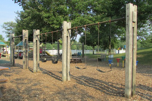 Jackson Township North Park Swing Set