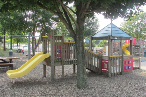 Jackson Township North Park Toddler Play Area