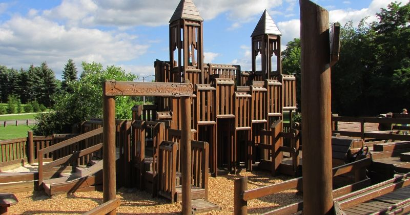 Kaleidoscope Playground Wadsworth Ohio