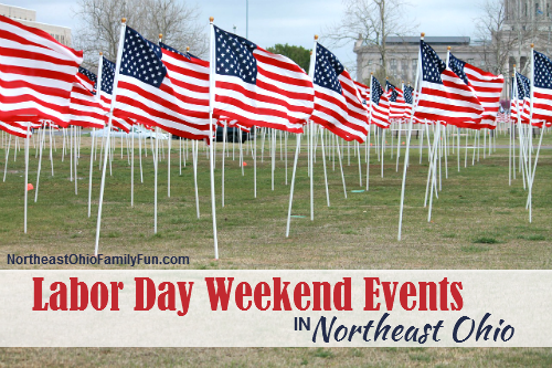 Labor Day Weekend Events in Northeast Ohio