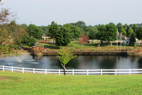 Lake at Jackson Township North Park