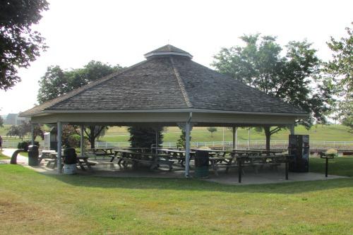Pavilion Jackson Township North Park