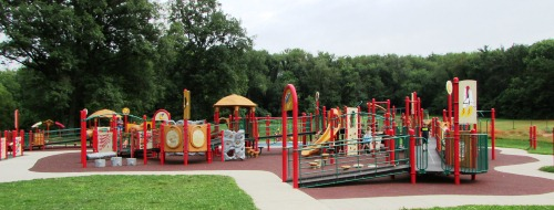 SOAR Accessible Playground Stow Ohio