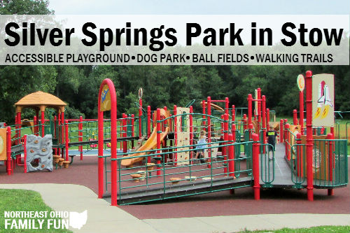 SOAR Playground at Silver Springs Park Stow Ohio