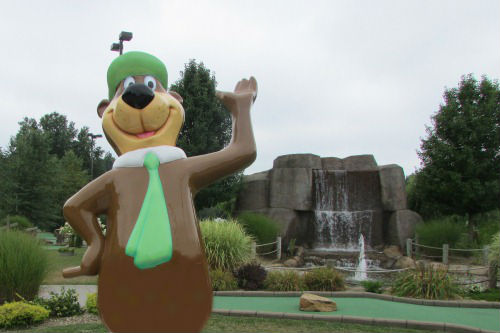 Clearwater Park Mini Golf Hartville Ohio