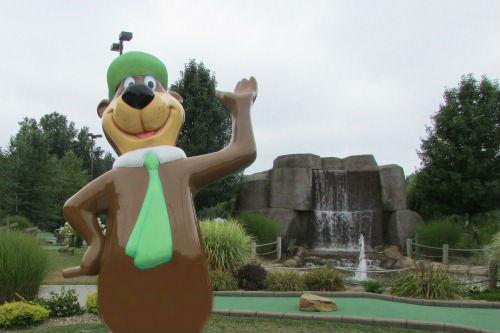 Clearwater Park Mini Golf Hartville Ohio