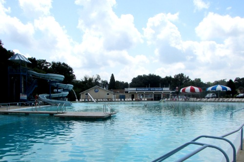 Clearwater Park Outdoor Pool Hartville Ohio