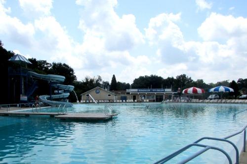 Clearwater Park Outdoor Pool Hartville Ohio