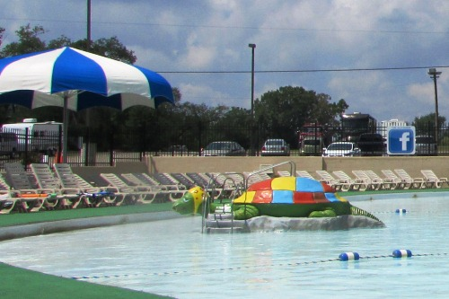 Kiddie Pool Clearwater Park Hartville Ohio