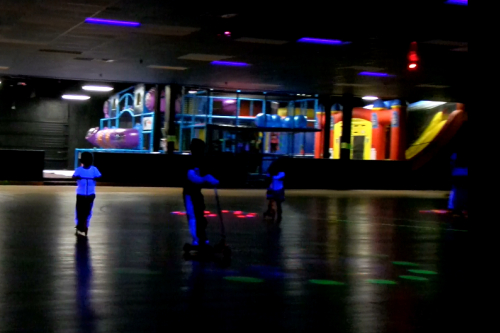 Roller Skating Rink Sandusky Ohio