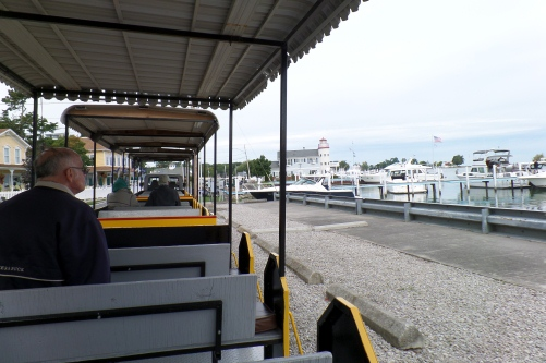Tour Train Put-in-Bay Sandusky Ohio