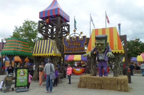 Trick or Treat at Cedar Point