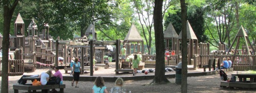 SKiP Playground Stow Ohio {Currently Torn Down}