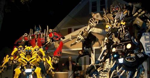 Transformer Display Cleveland Ohio