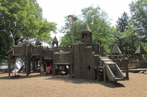 Wooden Playground Stow Ohio
