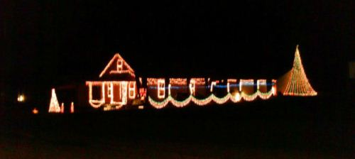 Lights Over Lincoln Christmas Lights Struthers Ohio