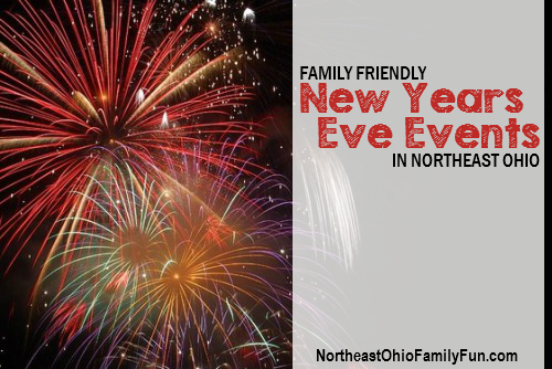 New Years Eve Events for Kids