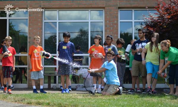 Amazing Summer Camp at Camp Invention Ohio