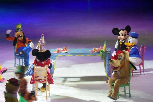 Disney On Ice Present Let S Celebrate Pictures And Review
