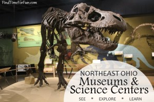 Northeast Ohio Museums and Science Centers