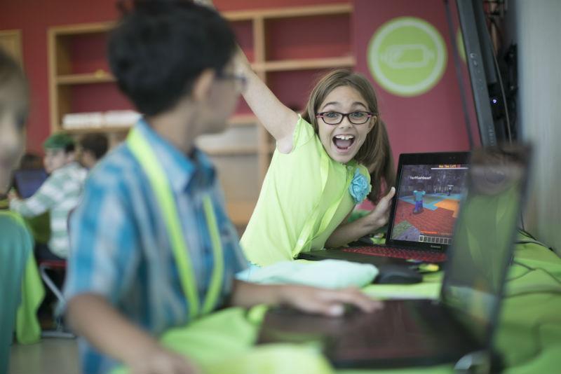 STEM Camp for Kids Ohio iD Tech Camp