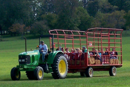 Nickajack Farms Hayrides