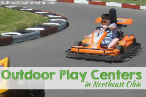 Outdoor Play Centers in Northeast Ohio