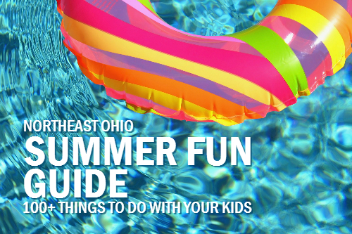 100 Things to Do Summer Ohio