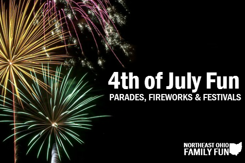 4th of July Events in Northeast Ohio