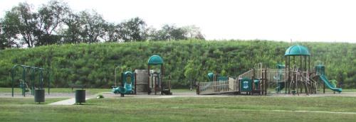 Schneider Community Playground Plain Township Ohio