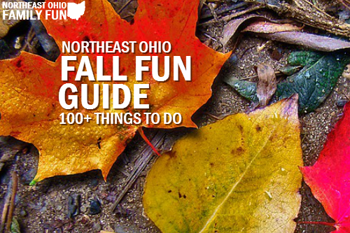 100 Things to Do Fall Ohio