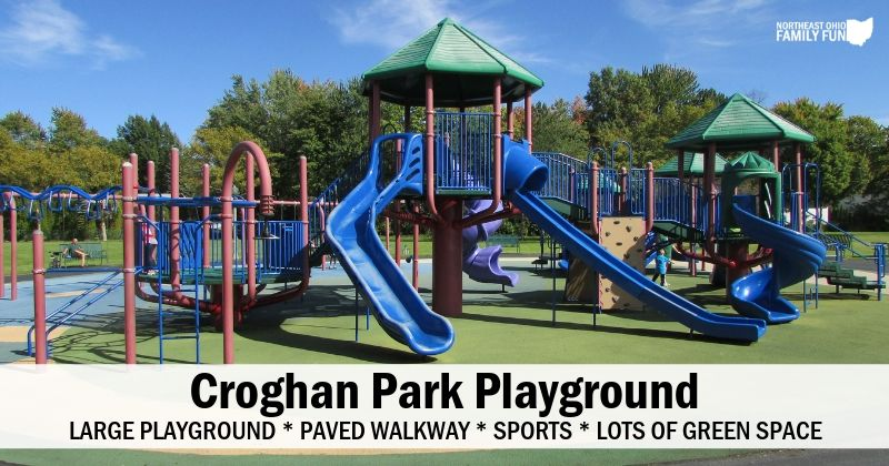 Croghan Park Playground Fairlawn Ohio