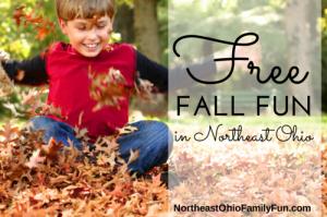 Free Fall Fun in Northeast Ohio