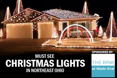 Christmas Lights in Northeast Ohio