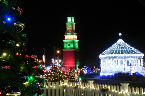 city of strongsville christmas lights