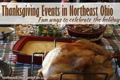 Thanksgiving Events Northeast Ohio