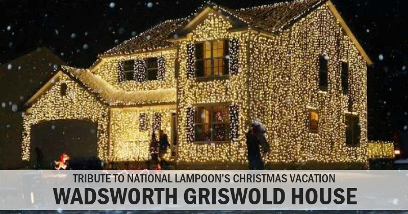 Tribute to National Lampoon's Christmas Vacation - Tribute To National Lampoon's Christmas Vacation Light Display