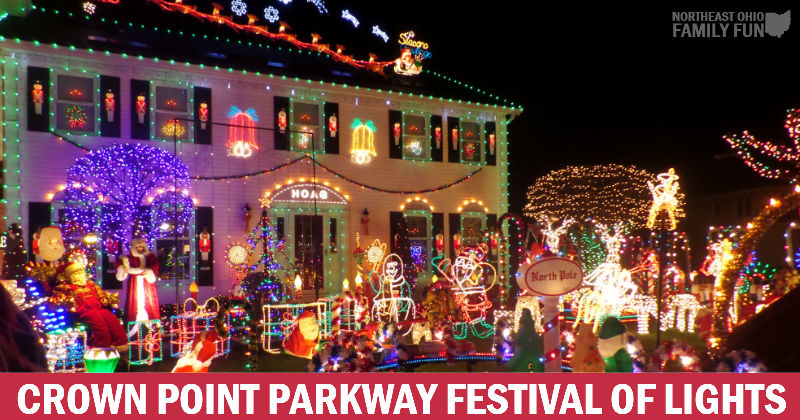 Crown Point Parkway Festival of Lights