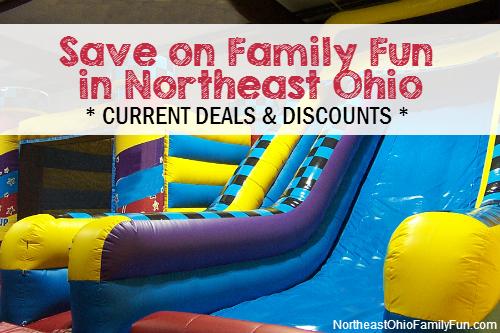 Current Discounts Northeast Ohio Family Activities
