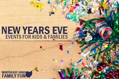 New Year's Eve Events for Kids