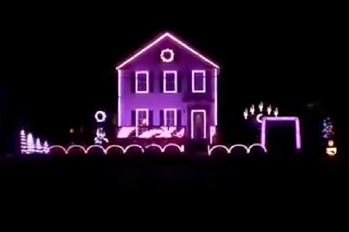Renn's Lights for Charity Ashtabula County Ohio