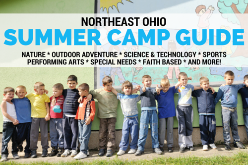 2016 Northeast Ohio Summer Camp Guide