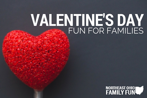 Valentine's Day Events for Families in Northeast Ohio