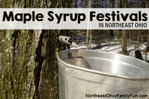 Maple Syrup Events in Northeast Ohio