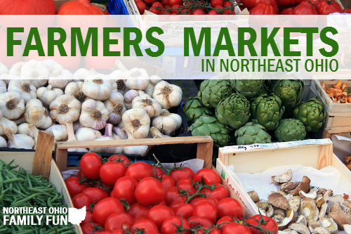 Farmers Markets in Northeast Ohio