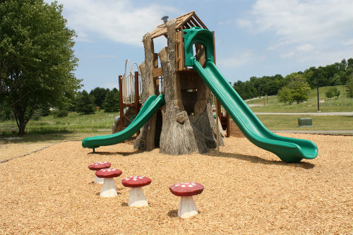 Geauga County Parks Orchard Hill Playground