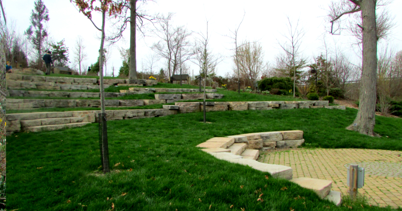 Outdoor Amphitheater at Secrest Arboretum