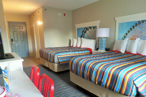 Newly Renovated Rooms at Hotel Breakers