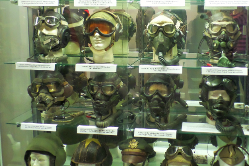 Air Force Pilot Masks and Gear